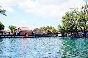 Daftar Tempat Wisata Klaten Wajib Dikunjungi Air Umbul Jolotundo Kab