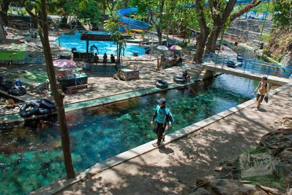 Daftar Tempat Wisata Klaten Wajib Dikunjungi Objek Pemandian Umbul Cokro