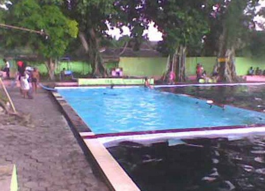 Keindahan Destinasi Wisata Pemandian Jolotundo Karanganom Klaten Jawa Tengah Umbul