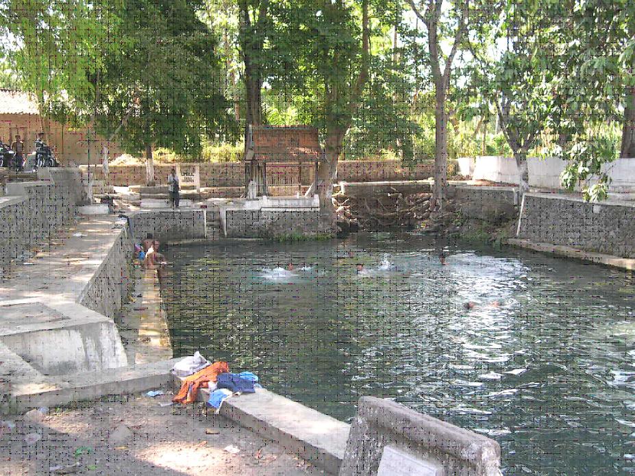 Obyek Wisata Kab Klaten Drs Lugtyastyono Bn Pd Umbul Jolotundo
