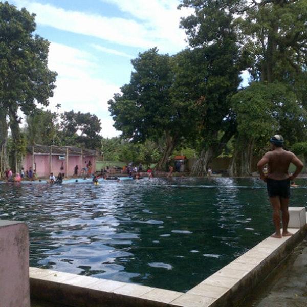 Pemandian Jolotundo Jatinom Pool Klaten Umbul Kab