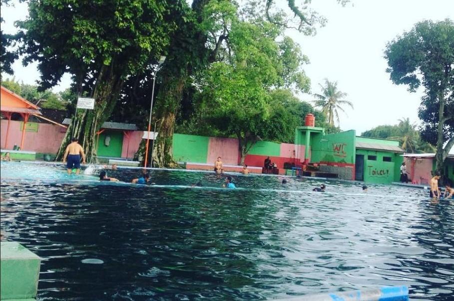 Tempat Wisata Klaten Wajib Kamu Jelajahi Fjj Umbul Jolotundo Air