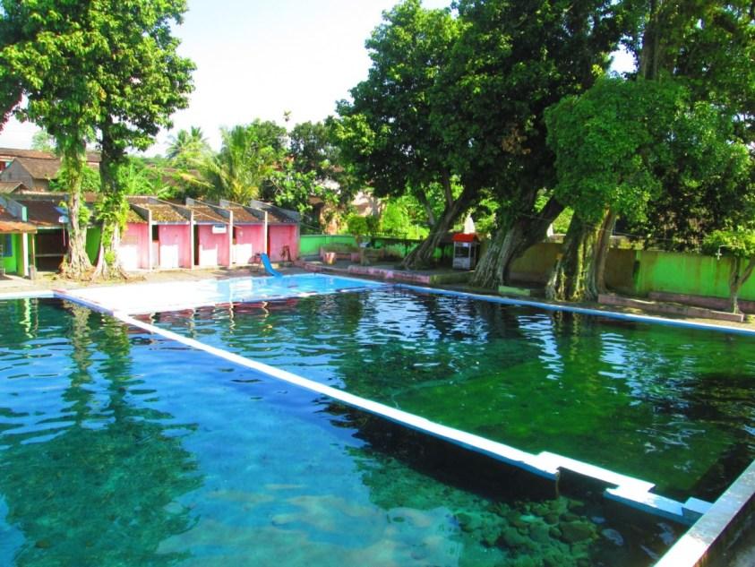 Tempat Wisata Pemandian Jolotundo Klaten Jawa Tengah Salah Satu Terletak