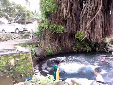 Umbul Susuhan Klaten Youtube Jolotundo Kab