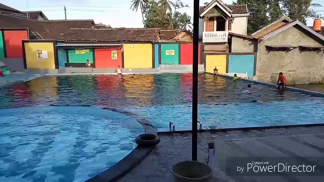 Umbul Susuhan Ngawen Klaten Youtube Jolotundo Kab