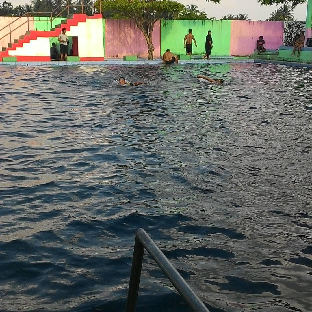 Wisata Pemandian Jolotundo Umbul Klaten Travel Jadi Sayangkan Padahal Dilihat
