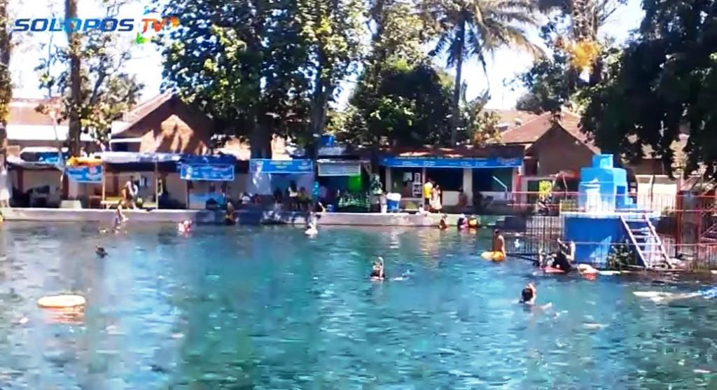 Catat Umbul Ponggok Klaten Tutup 12 Hari Solopostv Manten Kab