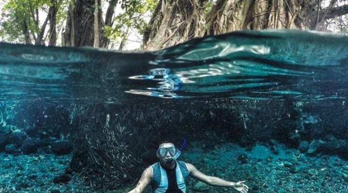 Informasi Lengkap Wisata Bawah Air Umbul Manten Klaten Kab