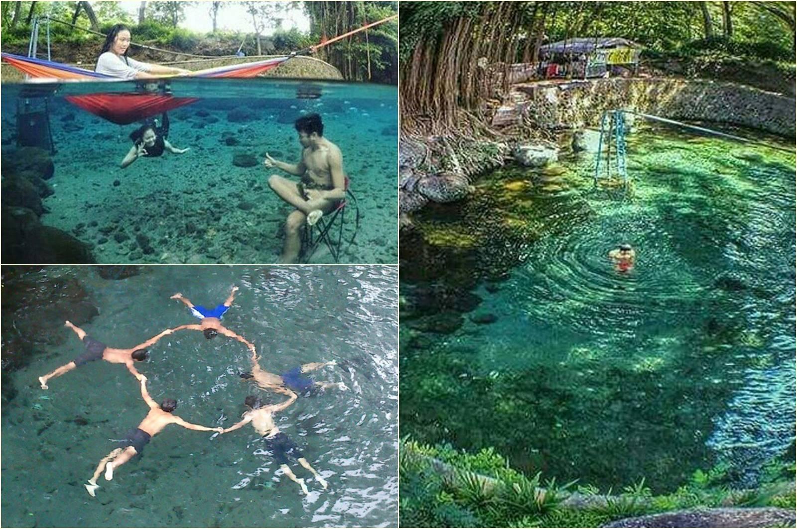 Klaten Desa Umbul Ponggok Aqua Pabrik Potensi Wisata Kabupaten Manten