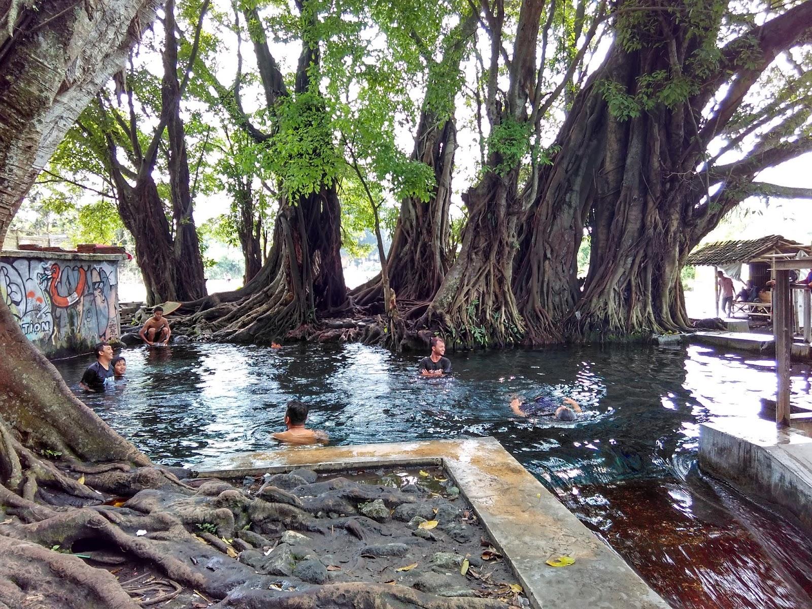 Traveling Umbul Manten Kian Meramaikan Pariwisata Klaten Kab