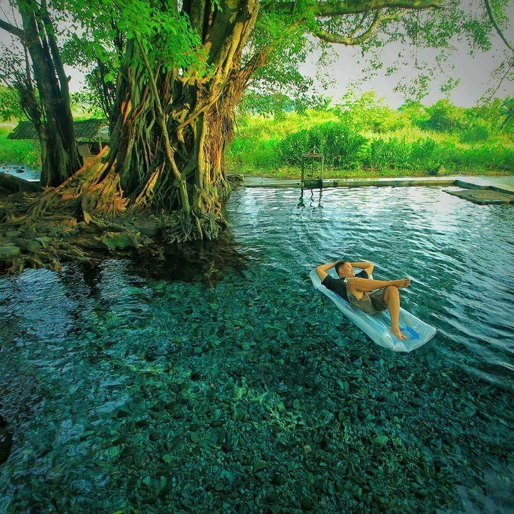 Umbul Manten Wisata Air Dijadikan Tempat Prosesi Adat Sportourism Jawa