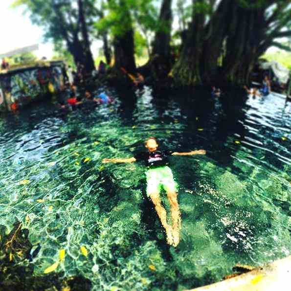 Wisata Umbul Manten Klaten Dolan Jernihnya Air Kab