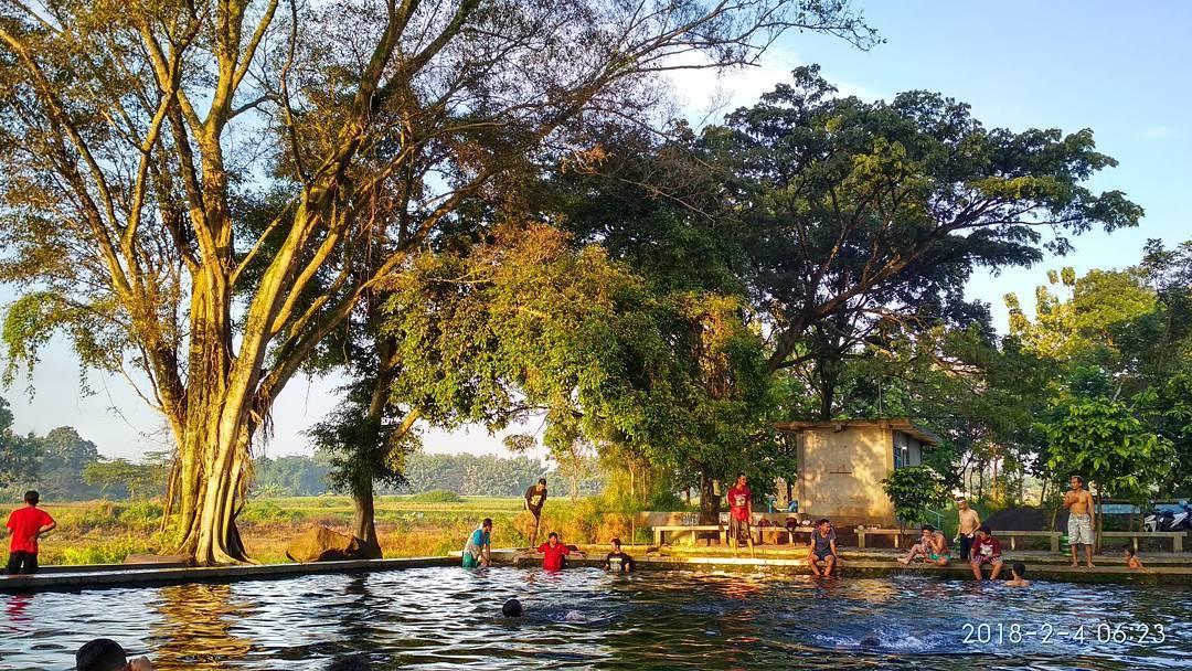 10 Mata Air Klaten Tawarkan Kejernihan Pemandangan Indah Umbul Nilo