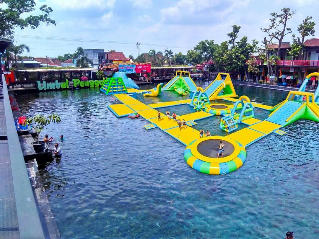 7 Wisata Kolam Air Alami Umbul Klaten Recommended Ponggok Nilo