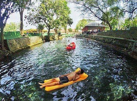 8 Tempat Wisata Sumber Air Umbul Klaten Hits Lokasi Gedaren