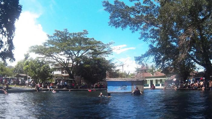 8 Tempat Wisata Sumber Air Umbul Klaten Hits Nama Pluneng