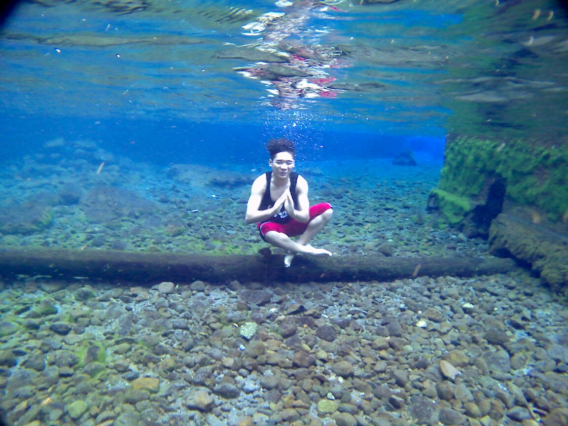 Destinasi Wisata Air Umbul Nilo Klaten Jawa Tengah Kab