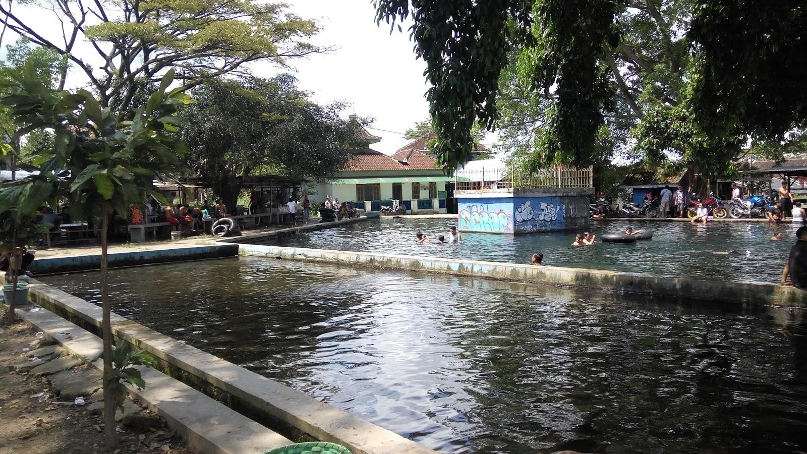 Main Sama Bocah Umbul Nilo Kab Klaten