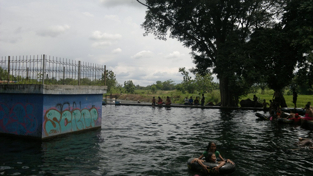 Nyasar Umbul Nilo Klaten Santaiarea Kab