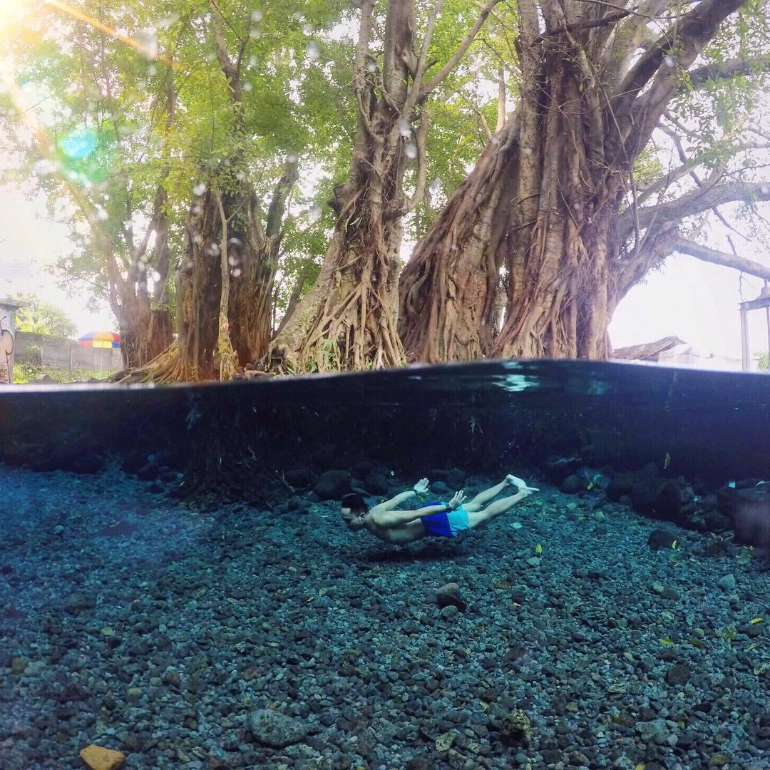 Tempat Wisata Umbul Klaten Keren Liburmulu Segarnya Manten Sumber Air