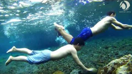 Umbul Nilo Berlokasi Dusun Margosuka Desa Daleman Explore Klaten Kab