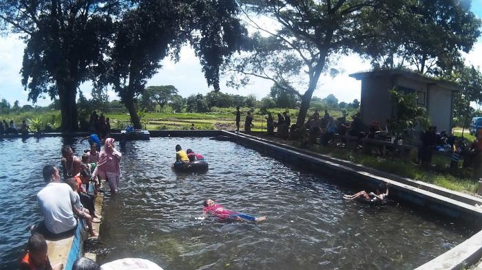 Umbul Nilo Destinasi Wisata Air Terkenal Klaten Saking Kab