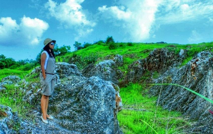 17 Tempat Wisata Hits Kupang Rekomended Dikunjungi Bukit Cinta Ntt