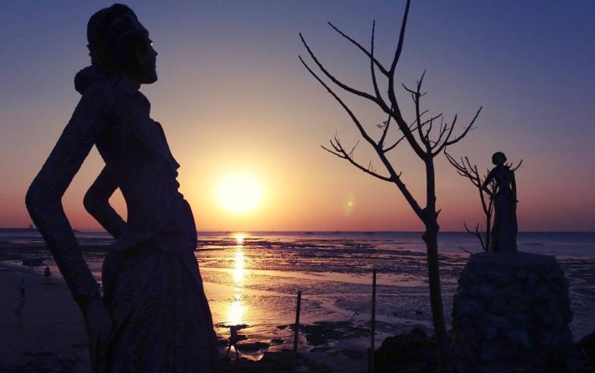 17 Tempat Wisata Hits Kupang Rekomended Dikunjungi Pantai Batu Nona