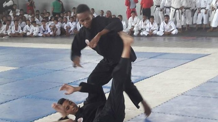 Anakku Tanamkan Nilai Sportifitas Popda Ii Ntt 2017 Pos Kupang