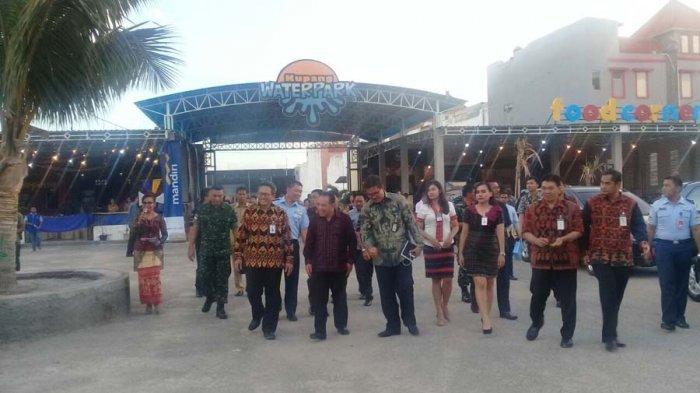 Digelar Berbagai Kegiatan Jelang Hut Kupang Water Park Flobamora Mall