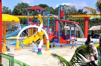 Lombok Guide Issue 68 Kids Love Kura Water Park Opened