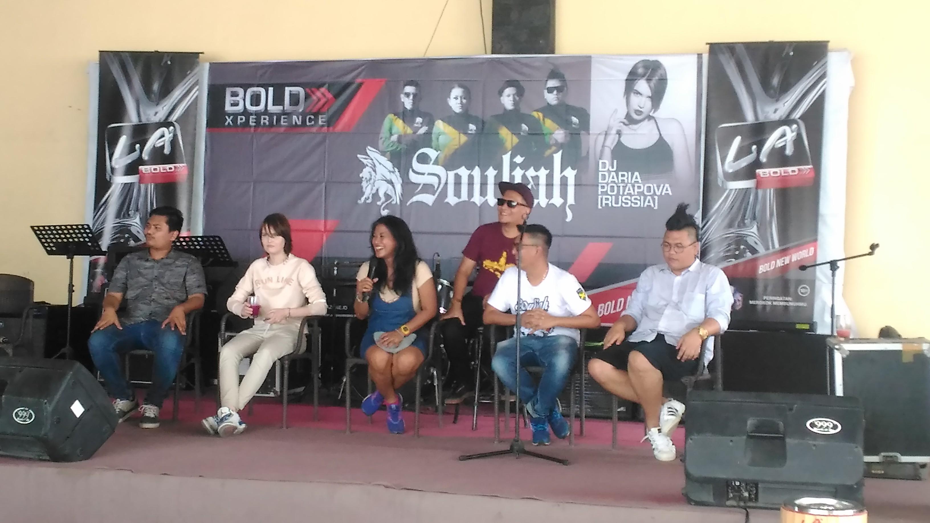 Malam Souljah Dj Daria Patapova Hibur Warga Kota Kupang Grup