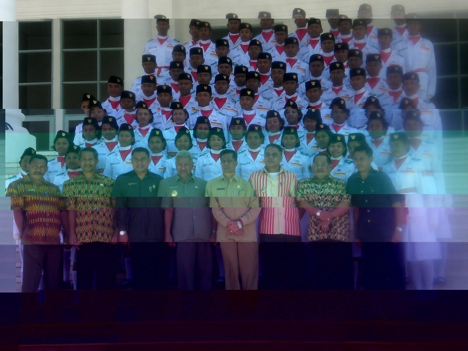 Sahabat Fm Agustus 2011 Bupati Kupang Ayub Titu Eki Audien