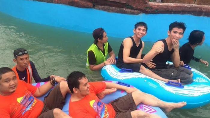 Slanik Waterpark Lampung Klaim Pertama Punya Kolam Arus Sebagus Kupang