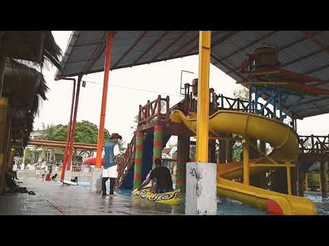 Water Park Kupang 4 Maret 2018 Youtube Waterpark Kab