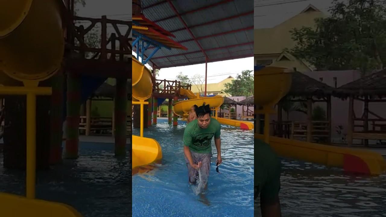Waterpark Subasuka Kupang Youtube Kab