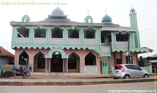 Ayo Masjid Al Muqorrobin Kandang Roda Cikarang Selatan Raya Nurussaadah