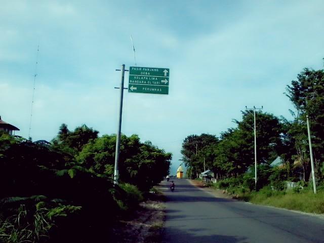 Beginilah Jalanan Kota Kupang Haidi Barasa Camera 360 Masjid Raya