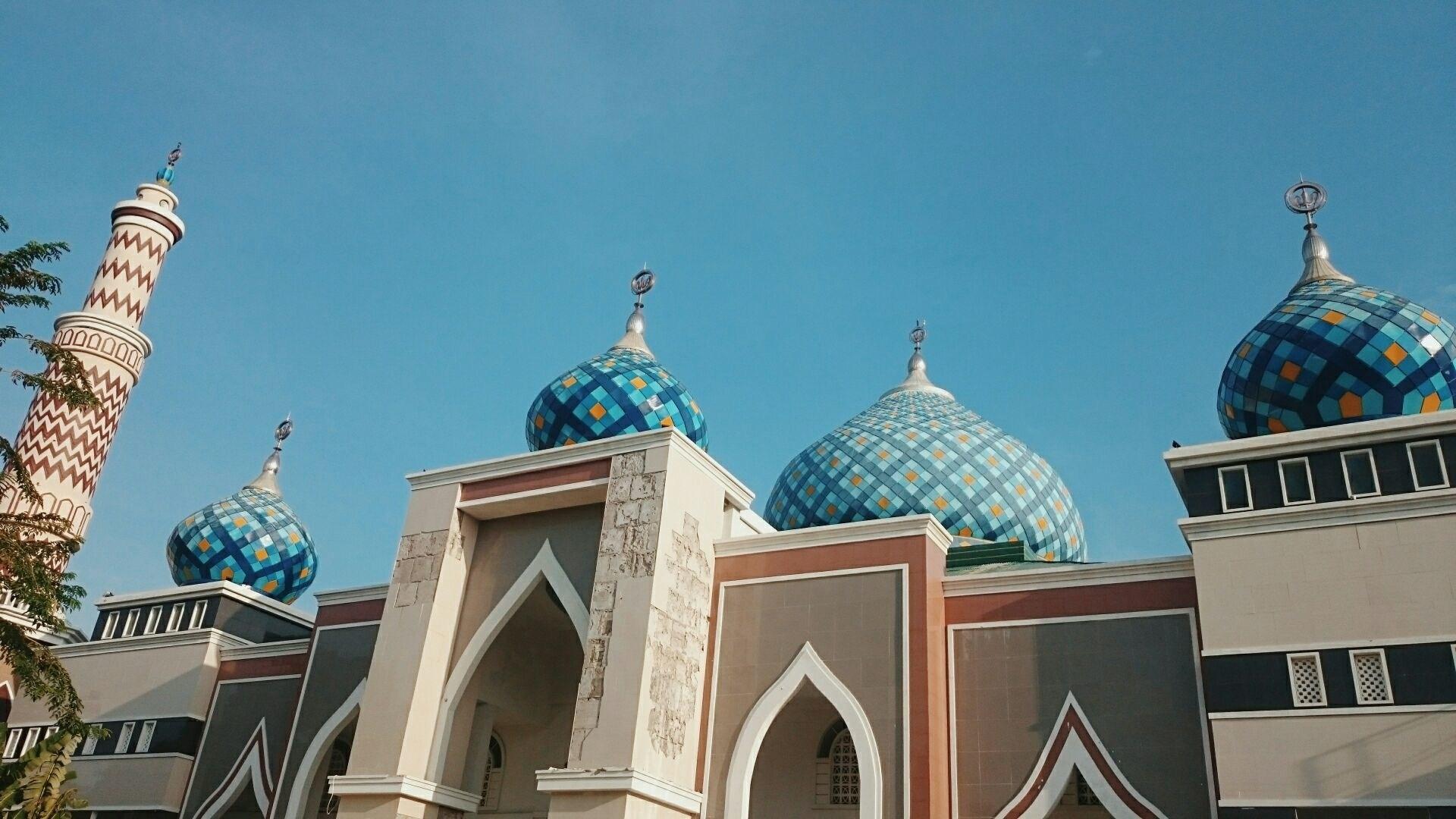 Gallery Page 7 Membuka Ruang Masjid Raya Nurussa Adah Kupang