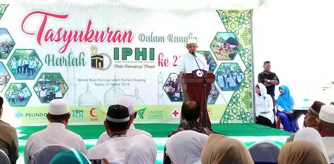 Ikatan Persaudaraan Haji Kota Kupang Indonesia Iphi Imam Masjid Se