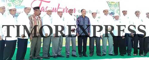 Ikatan Persaudaraan Haji Kota Kupang Indonesia Iphi Menyelenggarakan Tasyakuran Hari