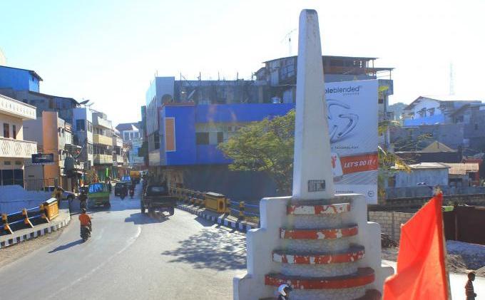 Lima Pancasila Memudar Halaman Pos Kupang Tugu 1 Jpg Masjid