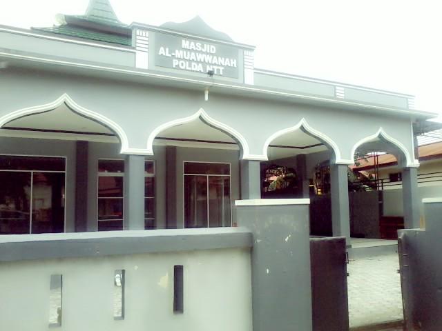 Masjid Al Muawwanah Polda Ntt Haidi Barasa Camera 360 Raya
