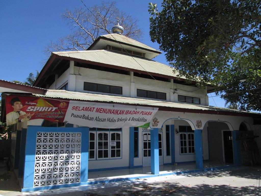 Masjid Pulau Timor 1 Kota Kupang Alamat Kantor Darul Hijrah