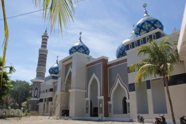Masjid Raya Nurussaadah Kupang Daftar Nama Indonesia Pembangunan Digagas Tokoh
