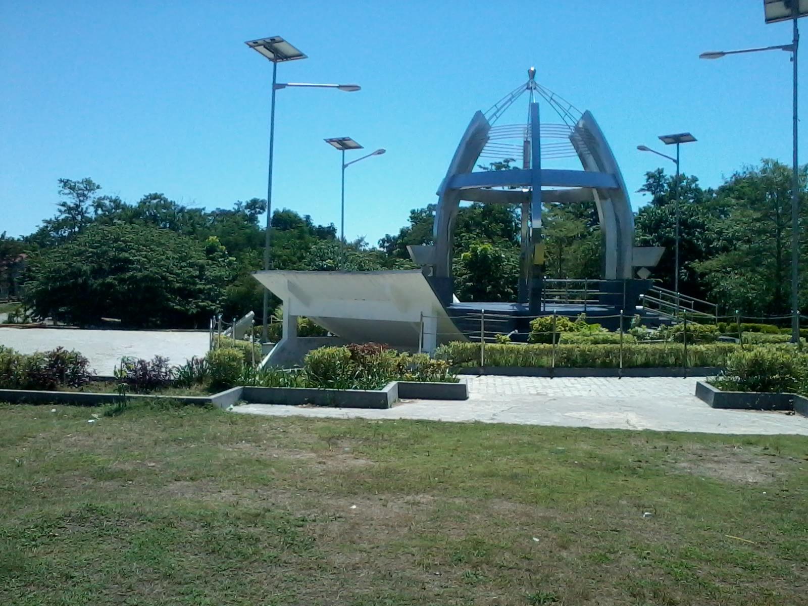 Taman Nostalgia Kota Kupang Haidi Barasa Masjid Raya Nurussaadah Kab
