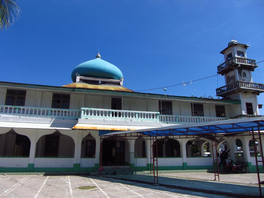 World Masjid Pulau Timor 1 Kota Kupang Al Fatah Kampung