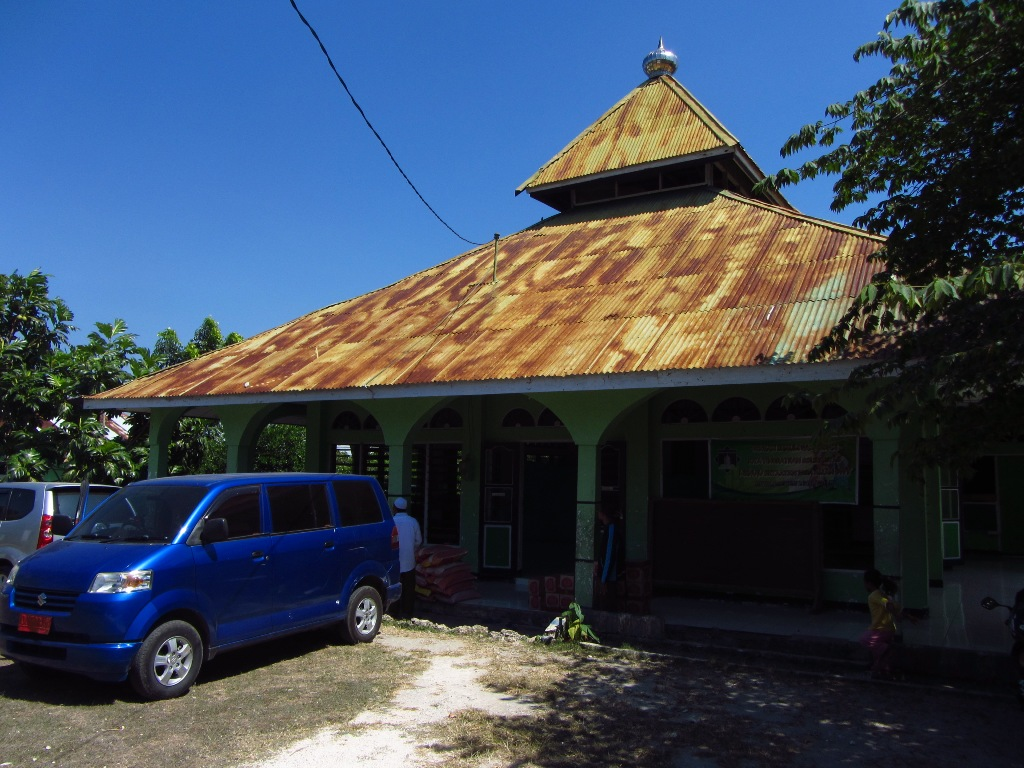 World Masjid Pulau Timor 1 Kota Kupang Al Hidayah Jl