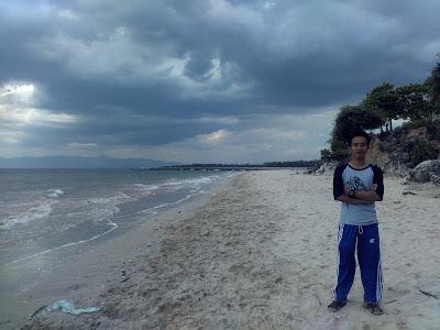 Adventure Setiawan Mangando Pantai Batu Nona Kota Kupang Nusa Tenggara