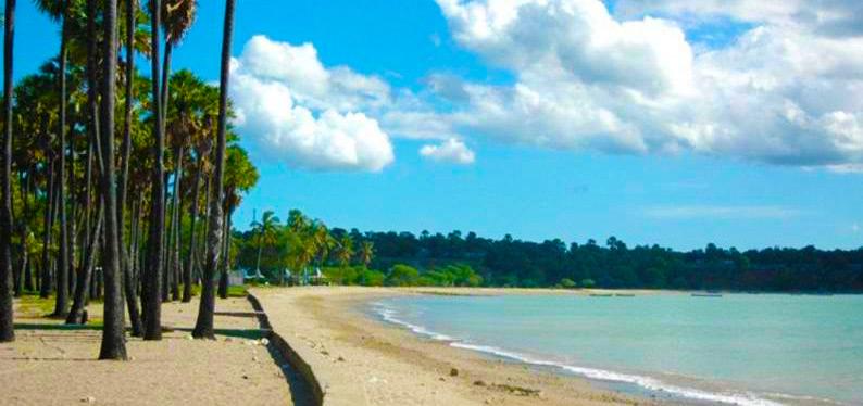Kupang Lasiana Beach Pantai Batu Nona Kab